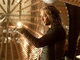 FIRST LOOK: Nicolas Cage Makes Magic in The Sorcerer's Apprentice