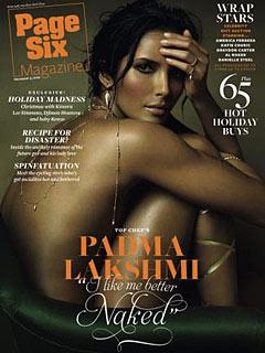 Padma Lakshmi Doesn't Mind Baring the Baby Weight| Babies, Padma Lakshmi