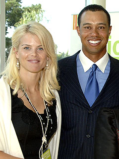 Tiger and Elin's Divorce Is Final | Elin Nordegren, Tiger Woods