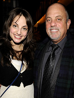 REPORT: Billy Joel Says Daughter Will Be Fine | Alexa Ray Joel, Billy Joel