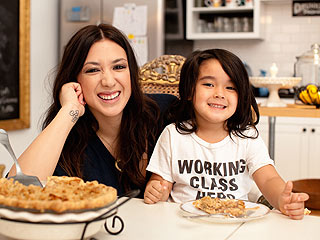 Michelle Branch's Apple Butter Apple Pie