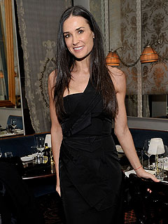 How Demi Moore Beats Being 47