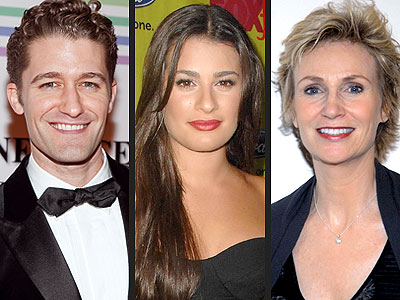 POLL: Which Glee Star Deserves a Golden Globe?