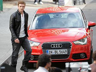Audi A1 Justin Timberlake