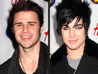 Idol Kris Allen Says Adam Lambert is Finally Showing His True Colors | Adam Lambert, Kris Allen