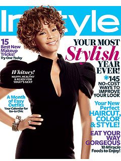 Whitney Houston Says Her Daughter Can 'Count on Me'
