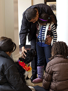 Shelter Advocates &#39;Disappointed&#39; Obamas Didn&#39;t Rescue a Dog
