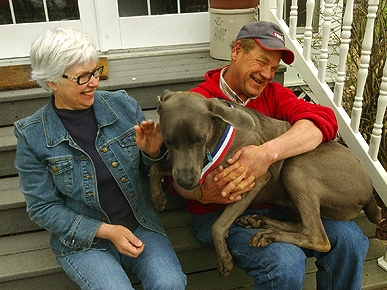 Iowa Dog Who Saved Farmer's Life Enters Hall of Fame