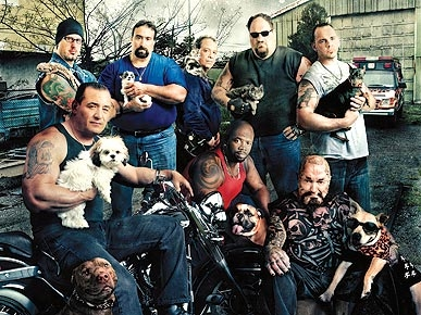 Rescue Ink's Tattooed Tough Guys Crack Down on Animal Cruelty