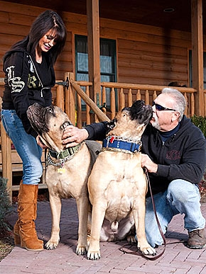 Exclusive! Paul Teutul Sr.'s Animal Oasis The American Chopper star