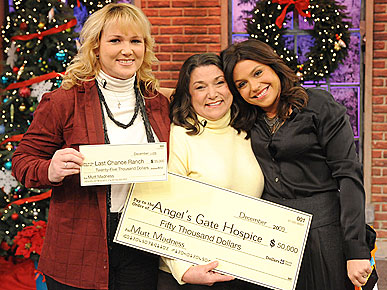 Special Needs Animals Are $50,000 Richer Thanks to Rachael Ray