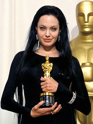 She won a Best Supporting Actress Oscar for Girl, Interrupted,  but which other movie did Angelina Jolie score an Academy Award nomination? | Angelina Jolie
