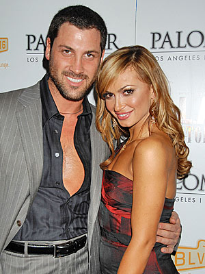Aside from Maksim Chmerkovskiy and Karina Smirnoff, how many romances have blossomed on the parquet?