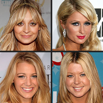 Who was Kim's BFF back in the day? | Blake Lively, Nicole Richie, Paris Hilton, Tara Reid