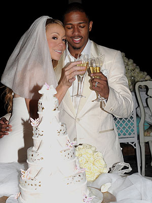 Where did Mariah get a tattoo to commemorate her marriage to Nick Cannon?