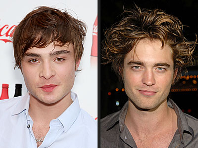 Westwick  Robert Pattinson on Who Studied Acting In London    Ed Westwick  Robert Pattinson