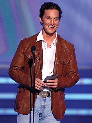 photo | Matthew McConaughey