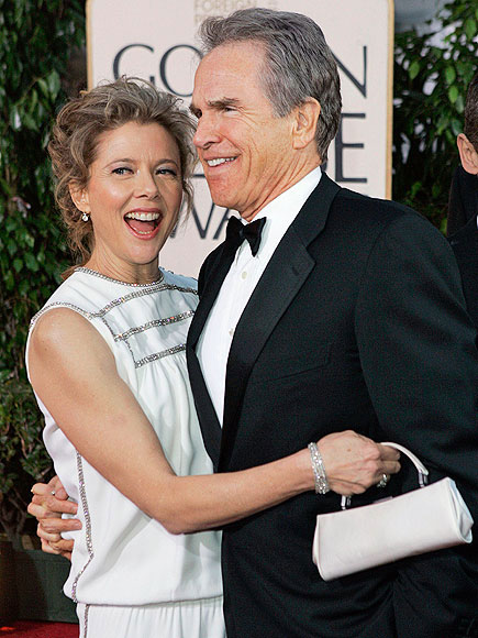 WARREN & ANNETTE, 19 YEARS  photo | Annette Bening, Warren Beatty