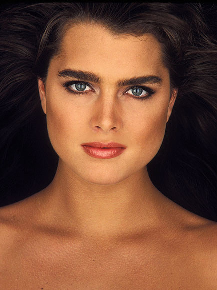 1980s photo | Brooke Shields