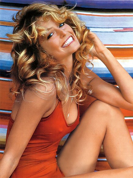 1970s photo | Farrah Fawcett
