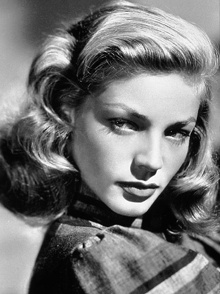 1940s photo | Lauren Bacall