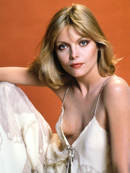 1980s photo | Michelle Pfeiffer