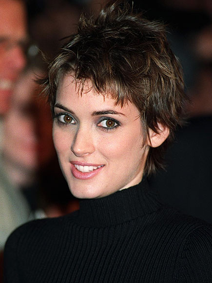 1990s photo | Winona Ryder