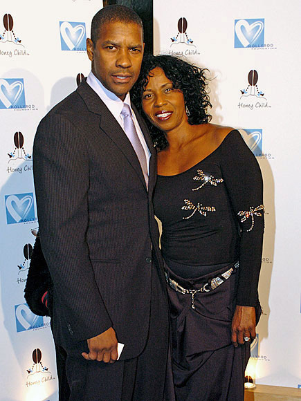 DENZEL & PAULETTE, 28 YEARS  photo | Denzel Washington