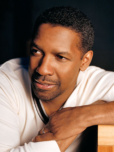 LEADING MAN: THEN photo | Denzel Washington