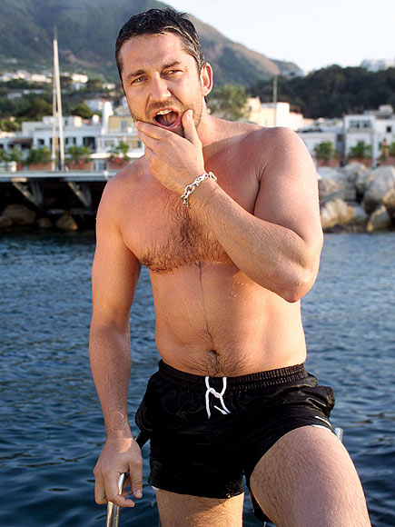 GREAT SCOT: NOW photo | Gerard Butler