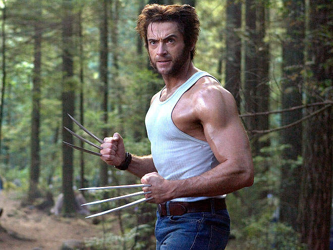 ACTION HERO: NOW photo | Hugh Jackman