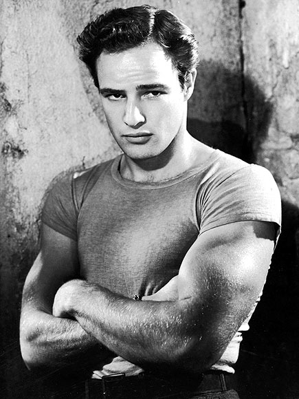REBEL: THEN photo | Marlon Brando