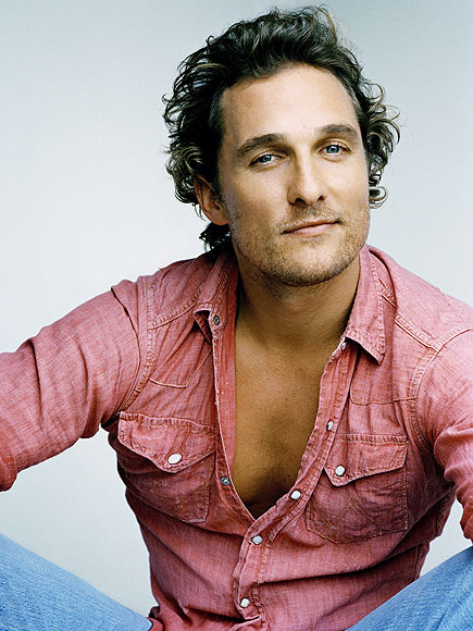 GOLDEN BOY: NOW photo | Matthew McConaughey
