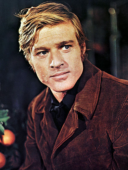 GOLDEN BOY: THEN photo | Robert Redford