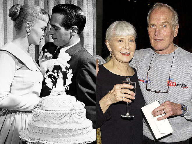 PAUL & JOANNE, 50 YEARS  photo | Joanne Woodward, Paul Newman