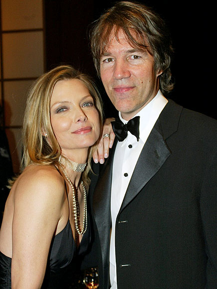MICHELLE & DAVID, 15 YEARS  photo | David E. Kelley, Michelle Pfeiffer