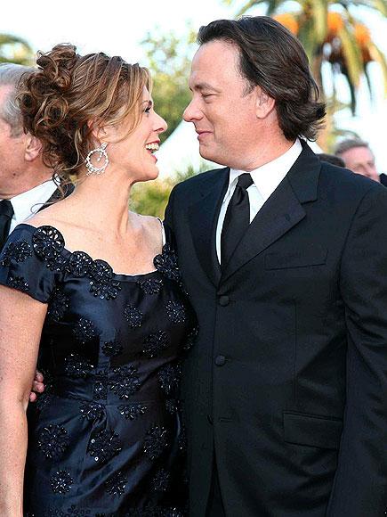 TOM & RITA, 23 YEARS   photo | Rita Wilson, Tom Hanks