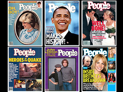 1974 to Now: PEOPLE's Biggest Stories