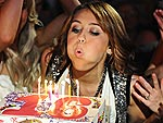 Biggest Birthday Blowouts | Miley Cyrus
