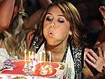Biggest Birthday Blowouts | Miley Cyrus