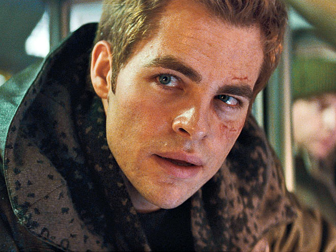 CHRIS PINE photo | Chris Pine