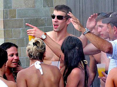 MICHAEL PHELPS photo   Michael Phelps