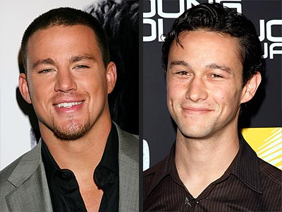 THE REAL AMERICAN HEROES photo   Channing Tatum