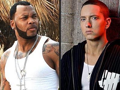 THE BEAT MAKERS photo | Eminem, Flo Rida