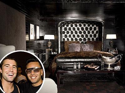 MYHOUSE photo | Brody Jenner, Frankie Delgado