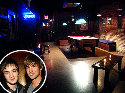 WESTSIDE TAVERN photo | Chace Crawford, Ed Westwick