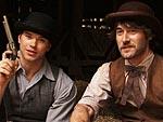 Kellan & Ryan Go Wild (West!) | Kellan Lutz, Ryan Eggold