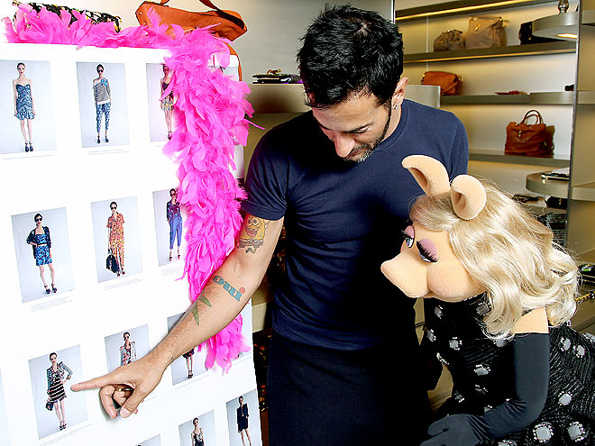 MISS PIGGY'S COUTURE photo | Marc Jacobs, Miss Piggy