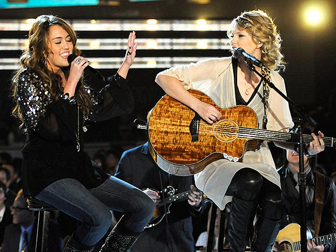 SWEET FIFTEEN photo | Miley Cyrus, Taylor Swift