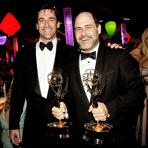 TROPHY COLLECTORS  photo | Jon Hamm